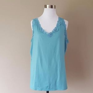 Camisole 1X Coldwater Creek Stretchy